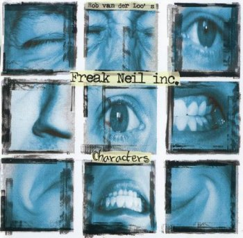 FREAK NEIL INC. - CHARACTERS - 2005