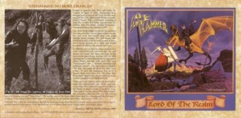 Axehammer - Lord of the Realm 1987
