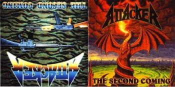 Attacker - The Second Coming 1988