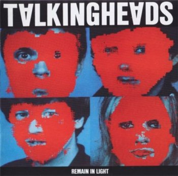 Talking Heads - Remain In Light (Sire / Warner / Rhino  Dual Disc 2006) 1980