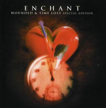 ENCHANT - WOUNDED & TIME LOST (2CD) - 1996 & 1997