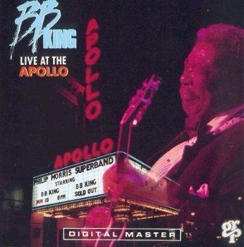 B.B. King : © 1991 ''Live At The Apollo''