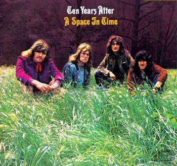 Ten Years After - A Space In Time (Chrysalis GER LP VinylRip 24/96) 1971