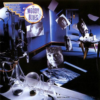 The Moody Blues - The Other Side Of Life (Polydor / PolyGram Records W. Germany) 1986