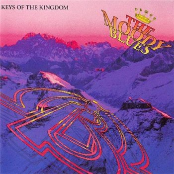 The Moody Blues - Keys Of The Kingdom (Polydor / PolyGram Group) 1991