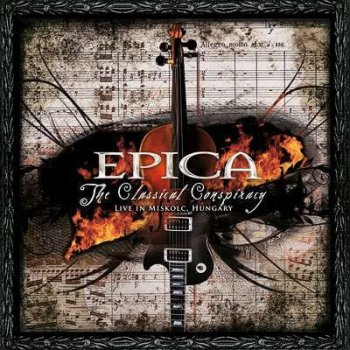 Epica - The Classical Conspiracy 2CD (2009)