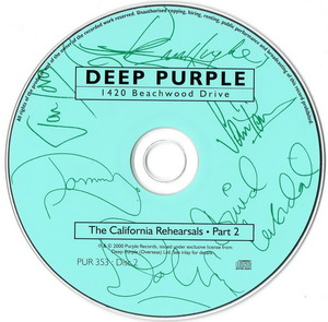 Deep Purple © - 2008 Days May Come And Days May Go (2CD Edition)