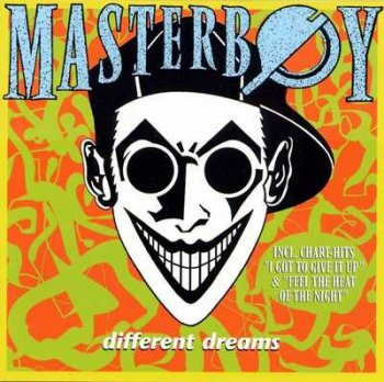 Masterboy - Different Dreams 1994