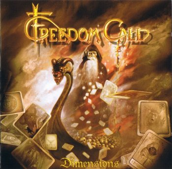 Freedom Call - Dimensions 2007