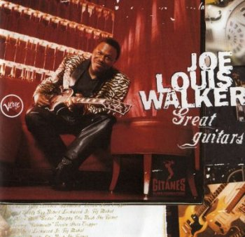 Joe Louis Walker - Great Guitars 1997