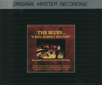 Various Artists - The Blues... 'A Real Summit Meeting' (2CD MFSL 1982) 1973