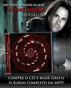 Andre Matos - Mentalize 2009