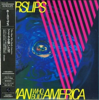 Horslips - The Man Who Built America (Limited Japan Papersleeve 2008) 1978