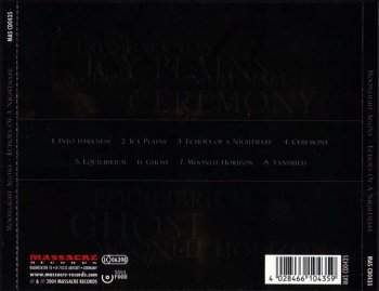 Moonlight Agony - Echoes Of A Nightmare 2004