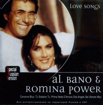 Al Bano & Romina Power - Love Songs (2002)
