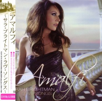 Sarah Brightman - Amalfi (Love Songs) [Japan only] (2009)