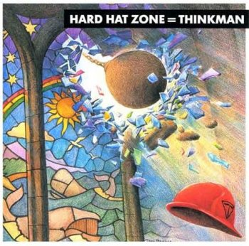 Thinkman - Hard Hat Zone (BMG Ariola Records) + Hard Hat Zone (Single) 1990