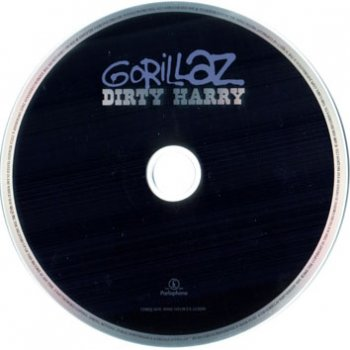 Gorillaz - Dirty Harry (Singles) 2005