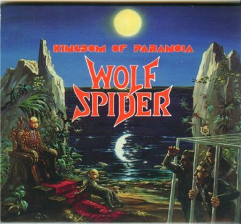 Wolf Spider - Kingdom of Paranoia 1990