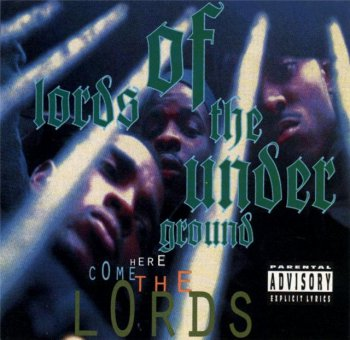Lords Of The Underground-Here Come The Lords 1993