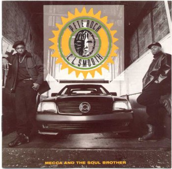 Pete Rock & C.L. Smooth-Mecca and The Soul Brother 1991