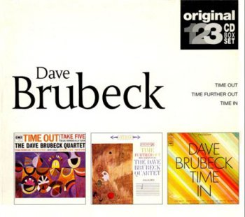 The Dave Brubeck Quartet - Original CD 1, 2, 3 (3CD Box Set Columbia / Sony Music) 1997