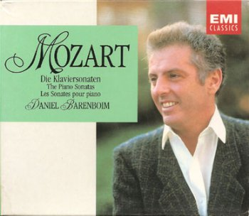 Mozart - The Piano Sonatas (Barenboim)