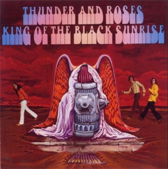 Thunder And Roses - King Of The Black Sunrise (Lizard Records 1998) 1969