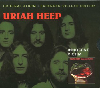 Uriah Heep : © 1977 ''Innocent Victim''(Expanded De-Luxe Edition Remastered Castle SMRCD108)
