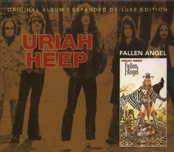 Uriah Heep : © 1978 ''Fallen Angel''(Expanded De-Luxe Edition Remastered Castle SMRCD111)