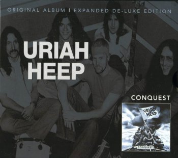 Uriah Heep : © 1980 ''Conquest''(Expanded De-Luxe Edition Remastered Castle SMRCD112)