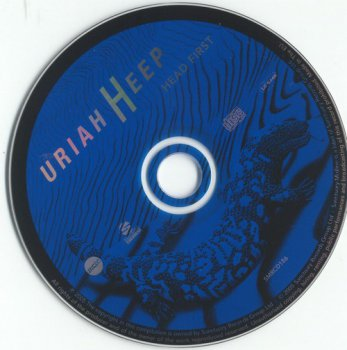 Uriah Heep : © 1983 ''Head First''(Expanded De-Luxe Edition Remastered Castle SMRCD186)