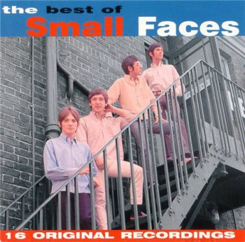 The Small Faces - The Best Of Small Faces (Charly Records) 1995