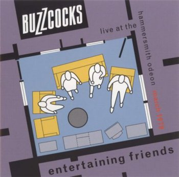 Buzzcocks - Entertaining Friends: Live At The Hammersmith Odeon, March 1979 (EMI Gold 1996) 1979