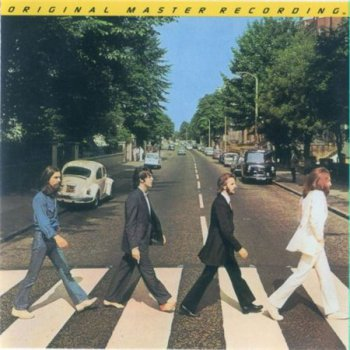 The Beatles - Abbey Road (JVC Japan / MFSL 14LP Box Set Beatles Collection VinylRip 24/96) 1969