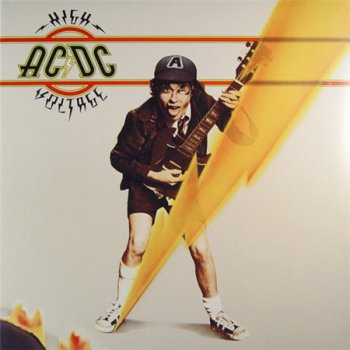 AC/DC - High Voltage (Sony Music LP 2009 VinylRip 24/96) 1976