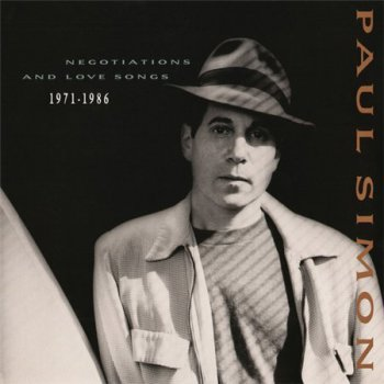 Paul Simon - Negotiations And Love Songs 1971-1986 (2LP Warner US VinylRip 24/96) 1988