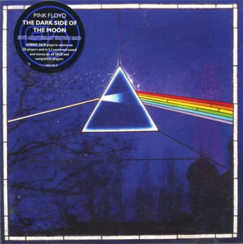 Pink Floyd - The Dark Side Of The Moon (EMI 30th Anniversary Edition 2003 SACD DTS 5.1) 1973