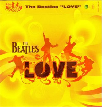 The Beatles - Love (Apple / Capitol DTS 5.1) 2006