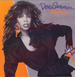 Donna Summer-All systems go 1987