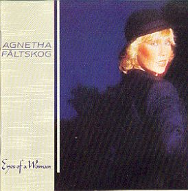 Agnetha Faltskog (ABBA)-Eyes of a woman 1985