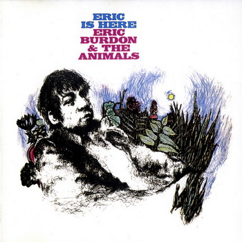 Eric Burdon & The Animals-1967-Eric Is Here (CD - 1995) (FLAC, Lossless)