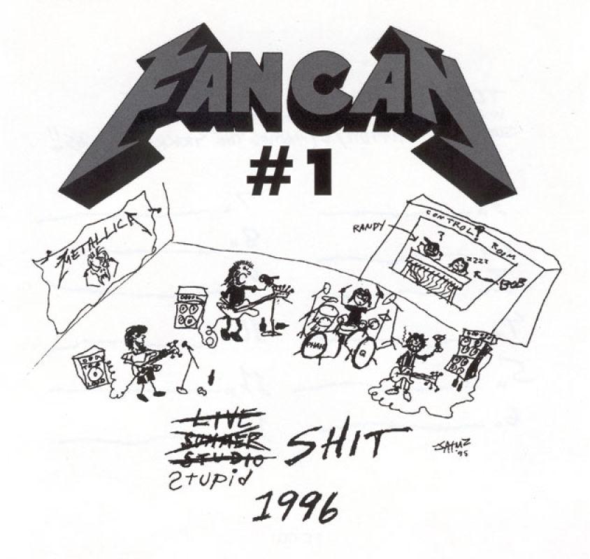 Metallica - Fan Can #2