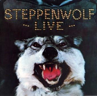 "Steppenwolf  ""Live""  1971"