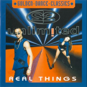 2 Unlimited - Real Things - 1994 (2001)