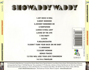 Showaddywaddy © - 1974 Showaddywaddy