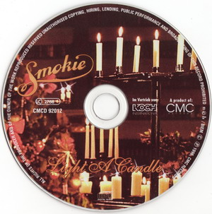 Smokie © - 1996 Light A Candle (The Christmas Album)