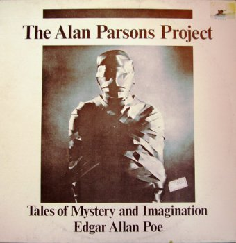The Alan Parsons Project - Tales Of Mystery And Imagination (20th Century Records LP VinylRip 24/96) 1976