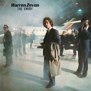 Warren Zevon - The Envoy (Asylum Records Original US Pressing LP VinylRip 24/96) 1982