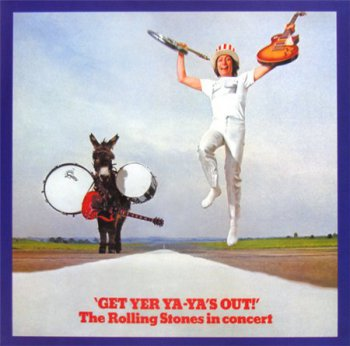 The Rolling Stones - 'Get Yer Ya-Ya's Out!' / The Rolling Stones In Concert (ABKCO Records DSD Stereo LP 2003 VinylRip 24/96) 1970